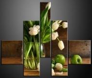 Pětidílné obrazy 165x100cm