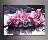 obrazy květiny 1D 150x70cm