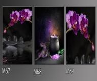 obrazy na plátně 120x40cm